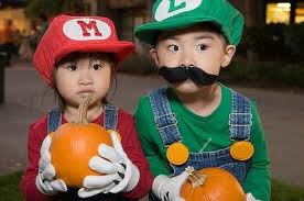 Super Kids love DIY. They can make a costume or do fun crafts at LOL