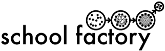 school factory logo