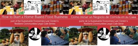 start a home-based food biz