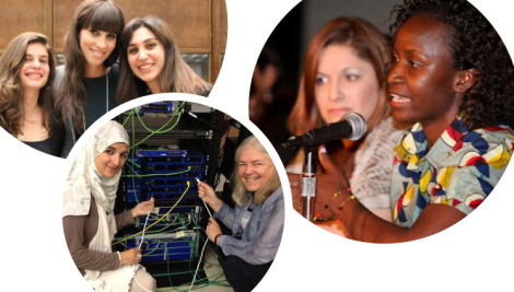 TechWomen mentorship 2013